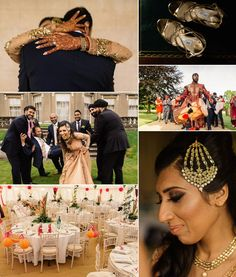 A colourful, multi-faith wedding at Scampston Hall North Yorkshire. Photography by http://www.pauljosephphotography.co.uk/