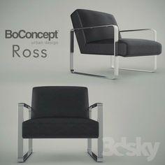 Download Boconcept / Ross free 3D model for printing