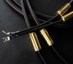 Mono and Stereo High-End Audio Hemingway Audio Ultimate Reference S Series high-end audio cables audiophile
