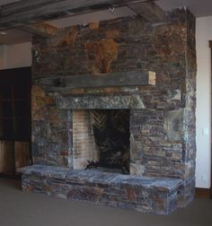 stone hearths for fireplaces | Stone Fireplace Hearth Pictures ...