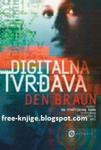 Den Brown Digitalna Tvrđava E-Knjiga PDF Free Download ~ Besplatne E-Knjige