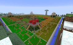 Post with 11676 views. Farm for all Minecraft Heart, Minecraft W, Minecraft Garden, Minecraft Medieval, Minecraft Construction, How To Play Minecraft, Minecraft Projects, Minecraft Designs, Minecraft Houses Blueprints