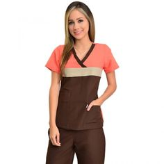 Scrubs Uniform, Front Office, Medical Scrubs, Apron, Caregiver, Navel, Urban Decay, Topaz, Outfits