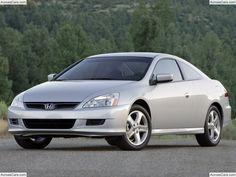 Honda Accord Coupe EX-L (2007)