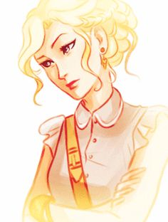 annabeth chase fan art viria - Google Search