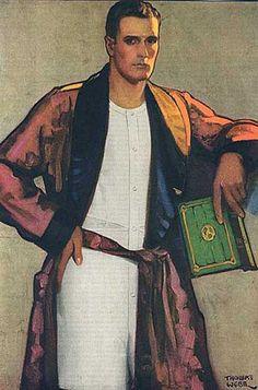 1920 union suit advertisement