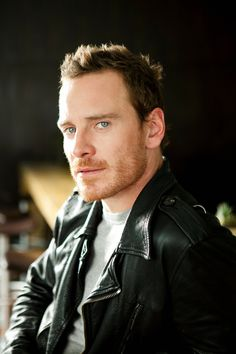 Yep, those Fassbender eyes, they get me every time!