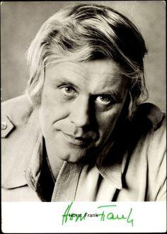 Horst Frank (* 28. Mai 1929 in Lübeck; † 25. Mai 1999 in Heidelberg) war ein deutscher Schauspieler, Hörspiel- und Synchronsprecher.