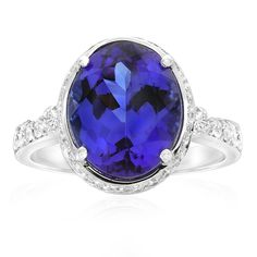 Rare and beautiful. Kilimanjaro tanzanite and diamond dress ring. This oval cut tanzanite is a deep bluish-purple colour. Crafted in white gold. This ring will be customised to perfectly fit your finger, which may take up to 6 weeks Diamond Dress, Kilimanjaro, Dress Rings, Anniversary Rings, Colored Diamonds, Blue Sapphire, Bridal Jewelry, Diamond Jewelry, Jewelry Collection