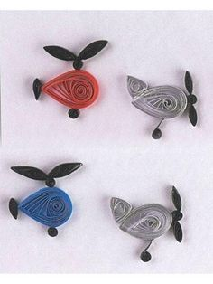 Paper quilling designs for your child to try Paper Quilling Jewelry, Origami And Quilling, Quilled Paper Art, Paper Quilling Designs, Quilling Paper Craft, Quilling Patterns, Quilling Cards, Paper Beads, Paper Crafts