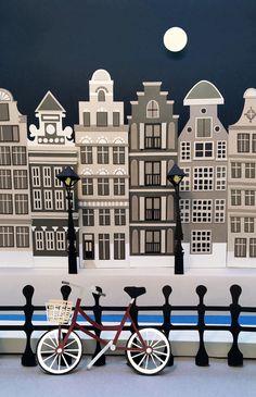 The City Sleeps- Isobel Barber- Paper Engineer