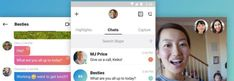 The Skype application for Android will work with older versions Applications Microsoft News Skype Skype for Android   #Tech #Technology #Science #BigData #Awesome #iPhone #ios #Android #Mobile #Video #Design #Innovation #Startups #google #smartphone  