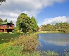 Rainbow Lodge - cute place in Dullstroom