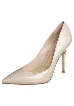 Zign - High Heel Pumps - nude beige