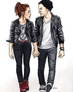 Punk Fitzsimmons, imagine an undercover mission