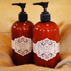 shampoo and conditioner set:   Nourish and clean your hair with our signature blend of aloe, natural oils and vitamin enriched shampoo. Condition and detangle after a day on the ranch. Let nature restore smoothness and shine to your hair.     available in:  cedar wood (winter)  sweet grass (spring)  rose geranium (summer)  lavender (fall)