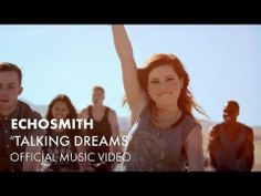 My new favorite band <3 and my new favorite song :) -Talking Dreams by Echosmith