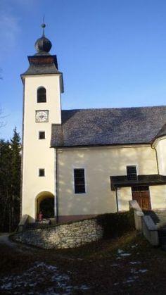 Bad Mitterndorf - Obersdorf (Kirche am Kumitzberg) Liezen, Steiermark AUT