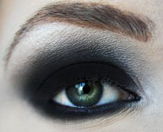 how to do a perfect smokey eye