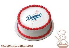 Deco4651 | MLB LA DODGERS PC IMAGE | Baseball, sports, team, logo.