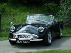 The Daimler was built by Daimler in Coventry from 1959 to was originally known as the Daimler Dart, however Dai. Motor Car, Cars And Motorcycles, Super Cars, Antique Cars, Automobile, Cool Stuff, Classic, Vehicles, Coventry