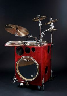 Gigpig, The drummers best friend. Takes mobile to a new level.