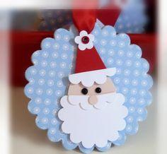 Me, My Stamps and I: Fa La La Christmas- Santa