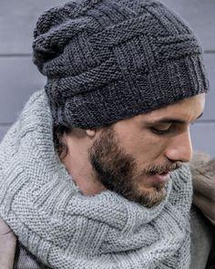 Crochet Mens Scarf, Crochet Scarves, Diy Crochet, Crochet Hats, Baby Hats Knitting, Baby Knitting Patterns, Knitting Stitches, Knitted Hats, Bonnet Crochet