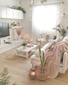 Living Room Decor Cozy, Living Room Lighting, Home Living Room, Apartment Living, Home Room Design, Home Interior Design, Living Room Designs, Room Ideas Bedroom, Bedroom Decor