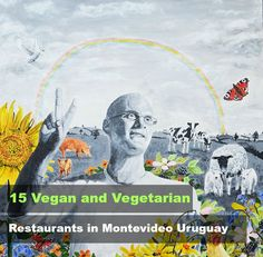 15 #Vegan and #Vegetarian Restaurants in Montevideo #Uruguay  http://www.expatgloballiving.com/15-vegan-and-vegetarian-restaurants-in-montevideo-uruguay/