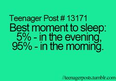 Funny relatable post teenagers sleep new ideas Post Quotes, Quotes To Live By, Life Quotes, Teenager Posts Crushes, Teenager Quotes, Funny Mom Quotes, Funny Quotes About Life, Teen Sleeping, Sleep Quotes