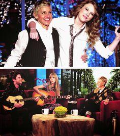 Taylor and Ellen