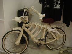 Whoa... Bone Bike