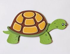 Turtle Decor Wall Art by Wall Duds