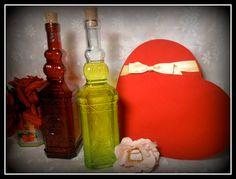 Valentine's Day Love Potion Bath & Body Oill- 25% off w/code HOLIDAY2012. $45 via Etsy.