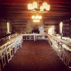 Wedding at The Hermitage. Cabin By The Spring
