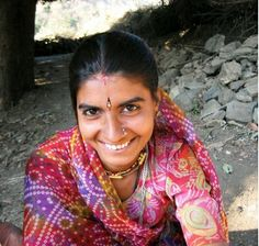 A real, non-exoticized Indian woman