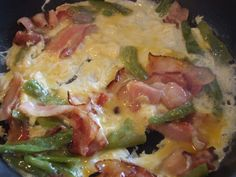 Breakfast Burrito Omelette