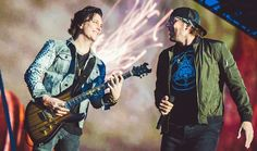 Imagen de avenged sevenfold and synyster gates