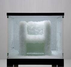 Tokujin Yoshioka - Crystal Chair
