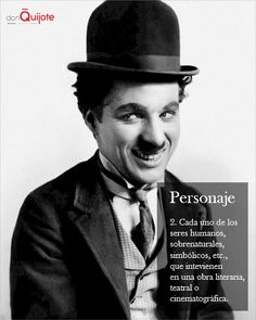 Spanish Word of the Day / Palabra del día: Personaje http://s.donquijote.org/personaje #LearnSpanish