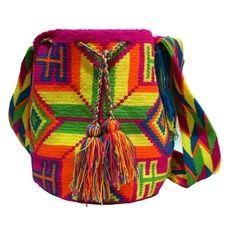 Mochila Wayúu Gran Estrella