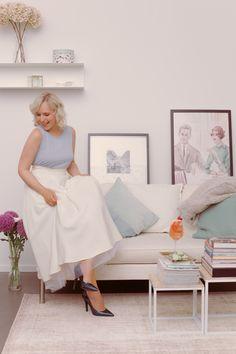 Interior und Outfit Inspiration aus dem sisterMAG Office mit @zukk
