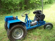 Home made tractor - Google otsing