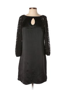 thredUP is the world's largest online thrift store where you can buy and sell high-quality secondhand clothes. Find your favorite brands at up to off. Online Thrift Store, Second Hand Clothes, Black Laces, Solid Black, Lace Detail, Thrifting, Cold Shoulder Dress, Tunic Tops, Renting