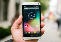 Check out the 4 star HTC One Google Play Edition review: http://cnet.co/14tmYzZ