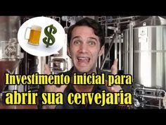 Qual é o investimento inicial para abrir sua cervejaria? - YouTube