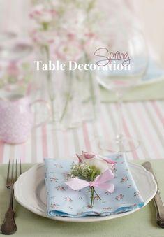 Idea for Spring Table Decoration ♥ Идея за пролетна декорация на маса | 79 Ideas