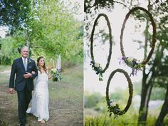 cérémonie de mariage - photo par Amber Vickery Photographie http://ruffledblog.com/texas-wedding-with-new-orleans-flair