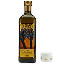 Olevano 1 Liter Olive Oil with hand cream - sold on QVC